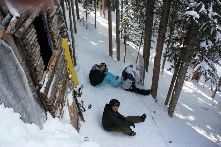 Breckenridge Ski Resort Leo's Cabin