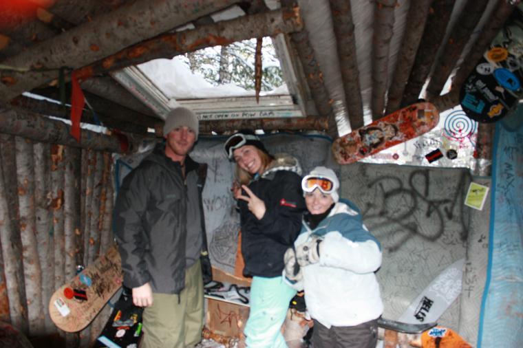 Breckenridge Ski Resort Leo's Cabin Inside