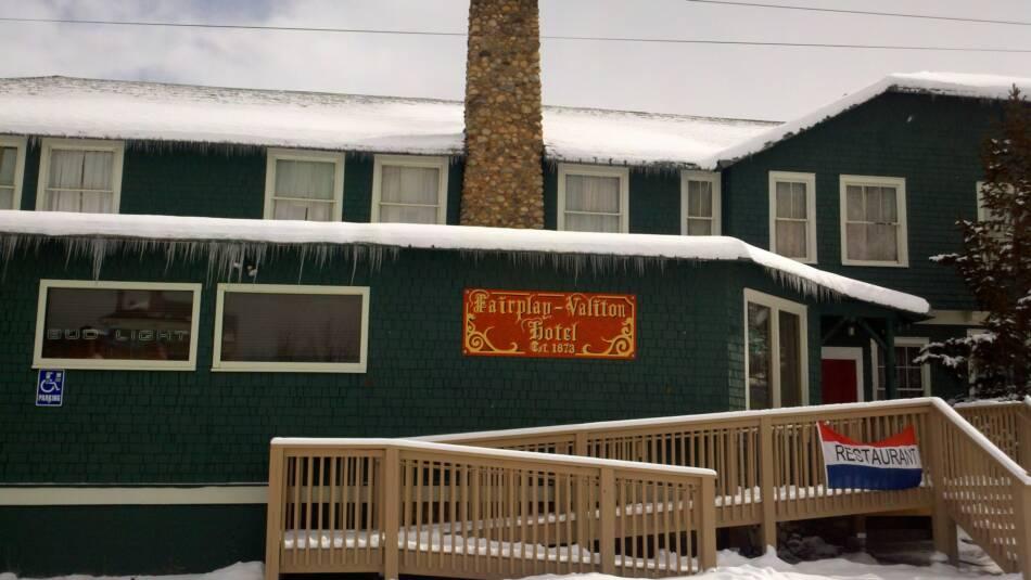 Fairplay CO Valiton Hotel