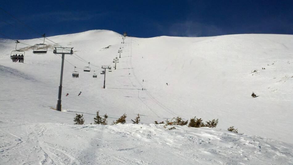 Breckenridge Ski Resort Imperial Express Superchair