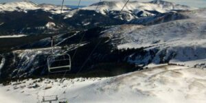 Breckenridge Ski Resort Imperial Chairlift Express