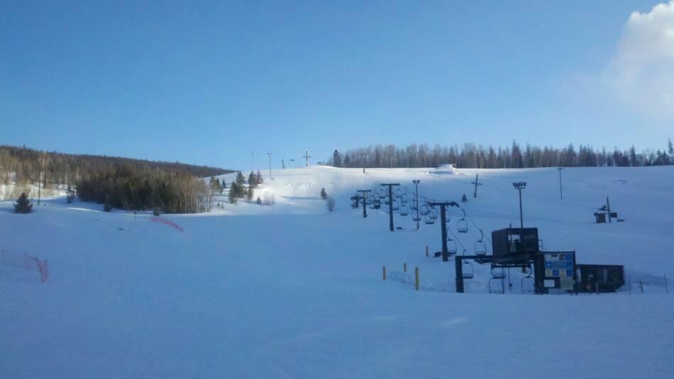 SolVista Basin Ski Area East Mountain