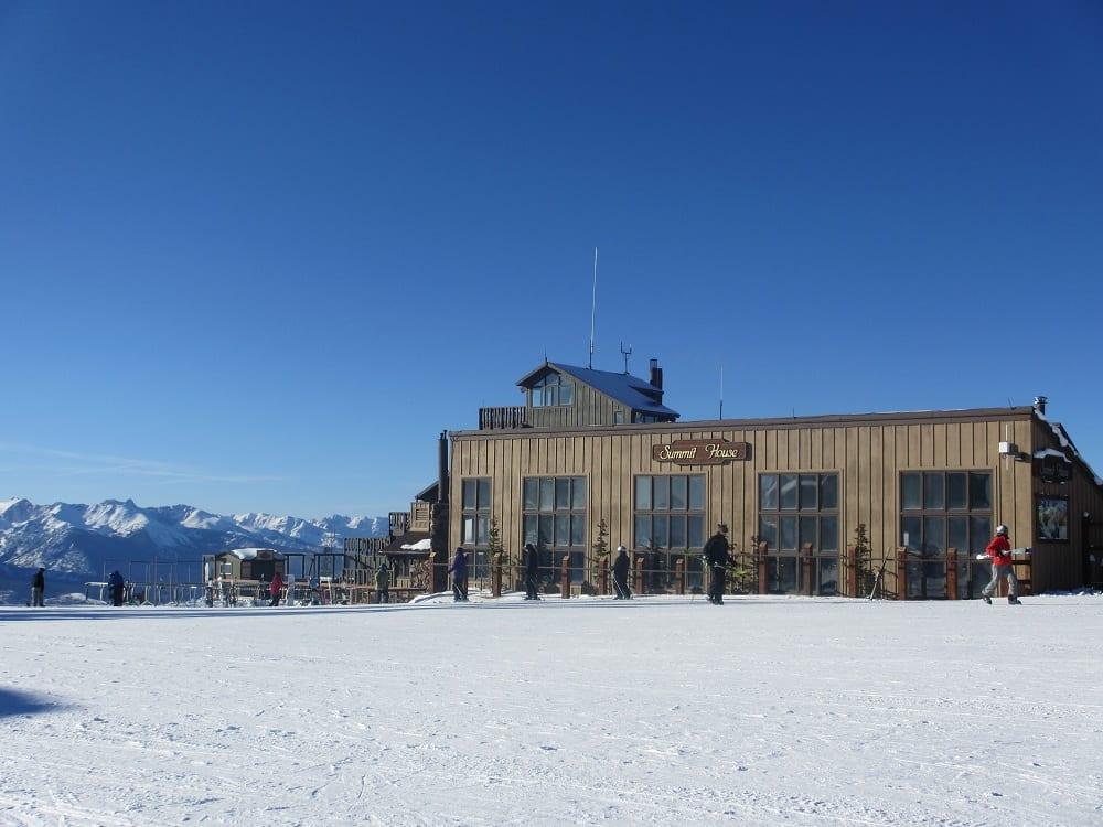 Early season keystone skiing colorado travel blog for Summit house