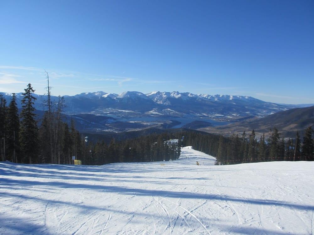 Keystone Ski Resort Piste