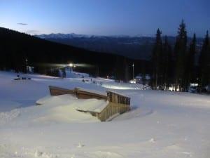 Echo Mountain Skiing