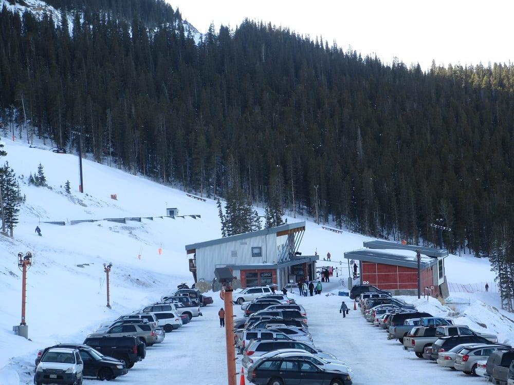 Echo Mountain Ski Resort