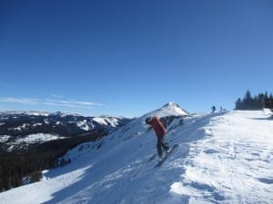 Southwest Colorado Skiing at Wolf Creek