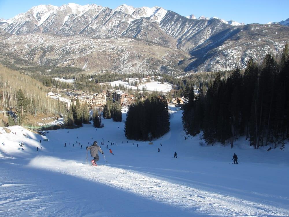 Durango Ski Resort Piste