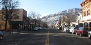 Downtown Durango Colorado