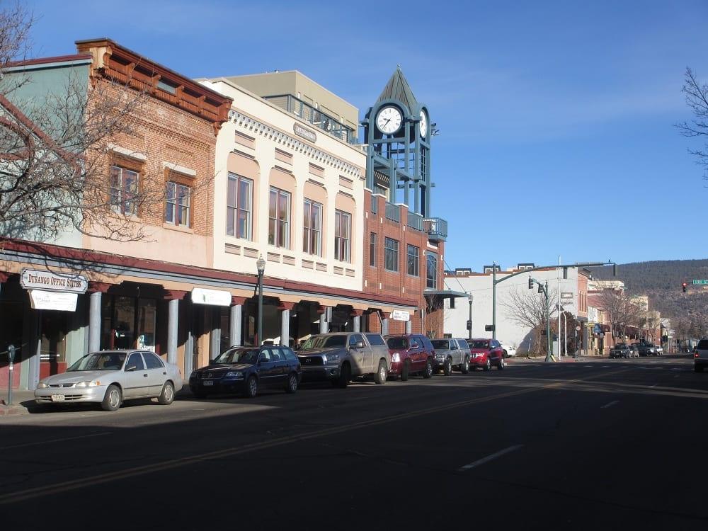 Durango Hotels Downtown
