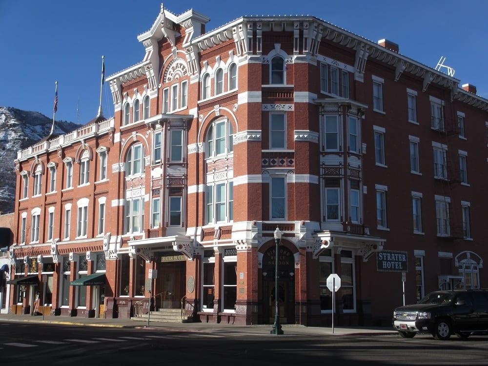 Durango Colorado Strater Hotel