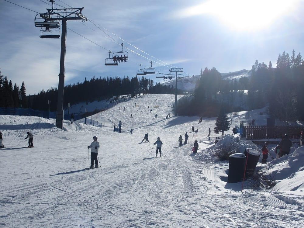 Breckenridge Ski Resort CO