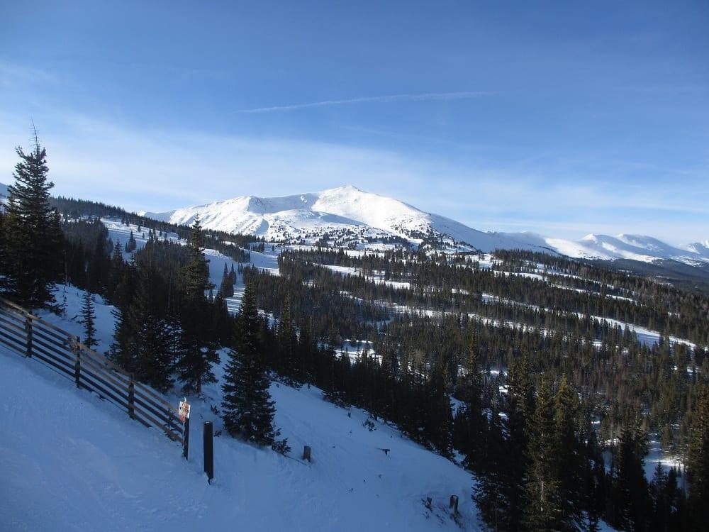 Breckenridge Skiing Colorado Travel Blog
