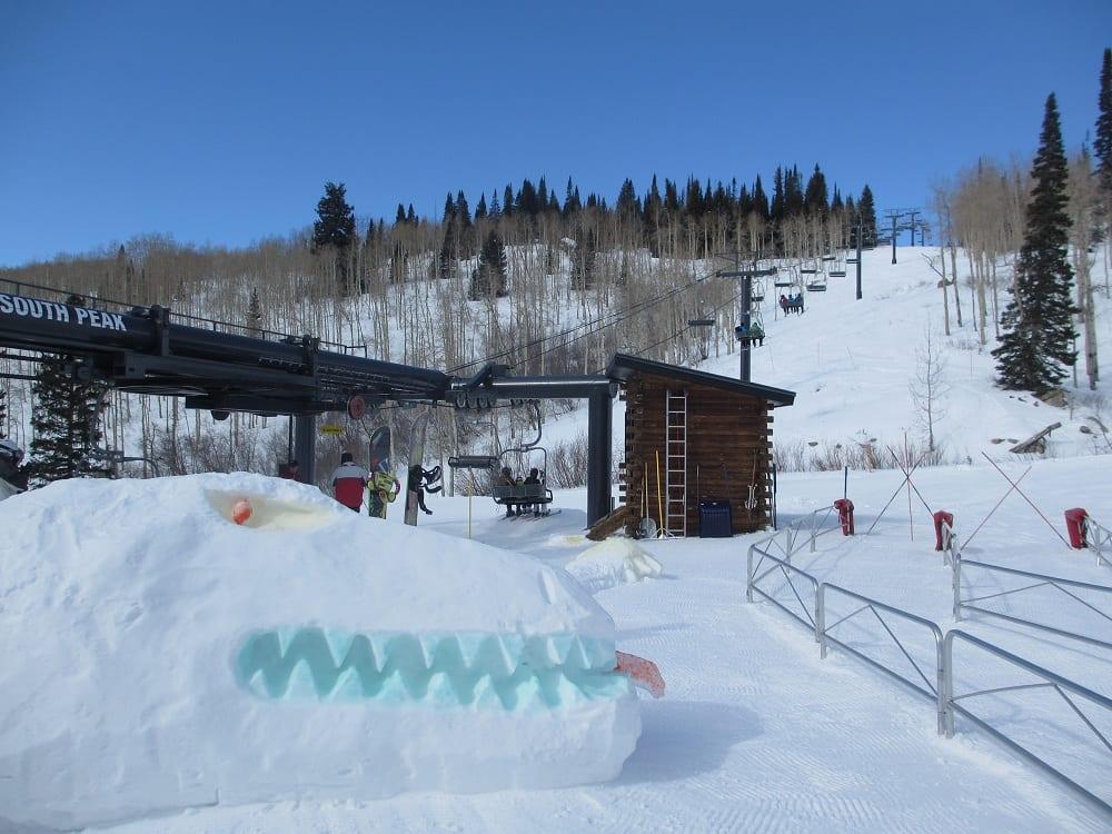 Steamboat Ski Resort South Peak