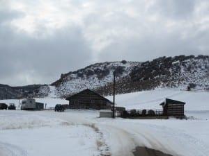 Saddleback Ranch Snow Tubing