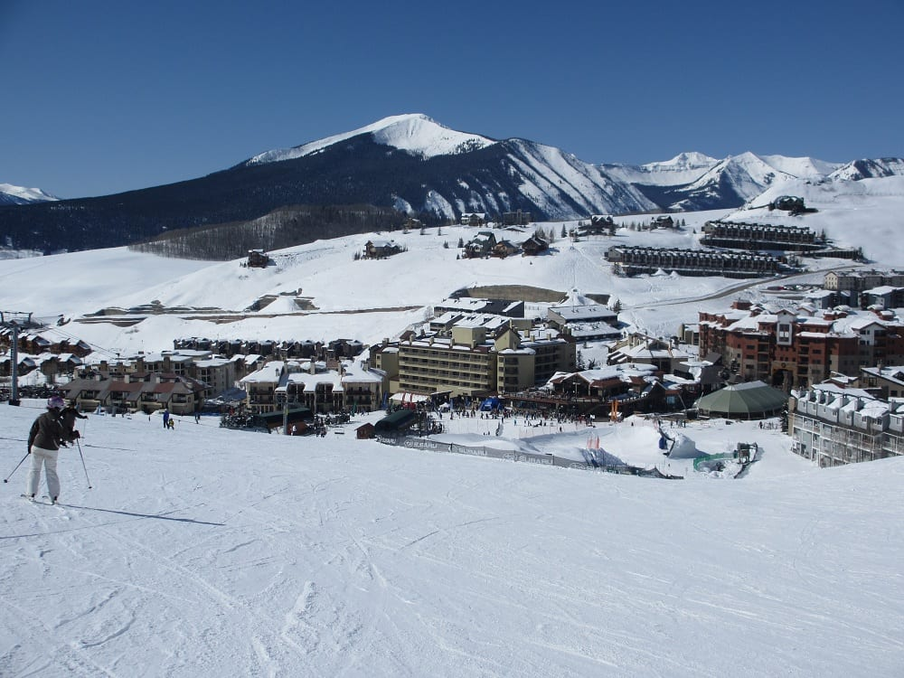 Crested Butte Mountain Village