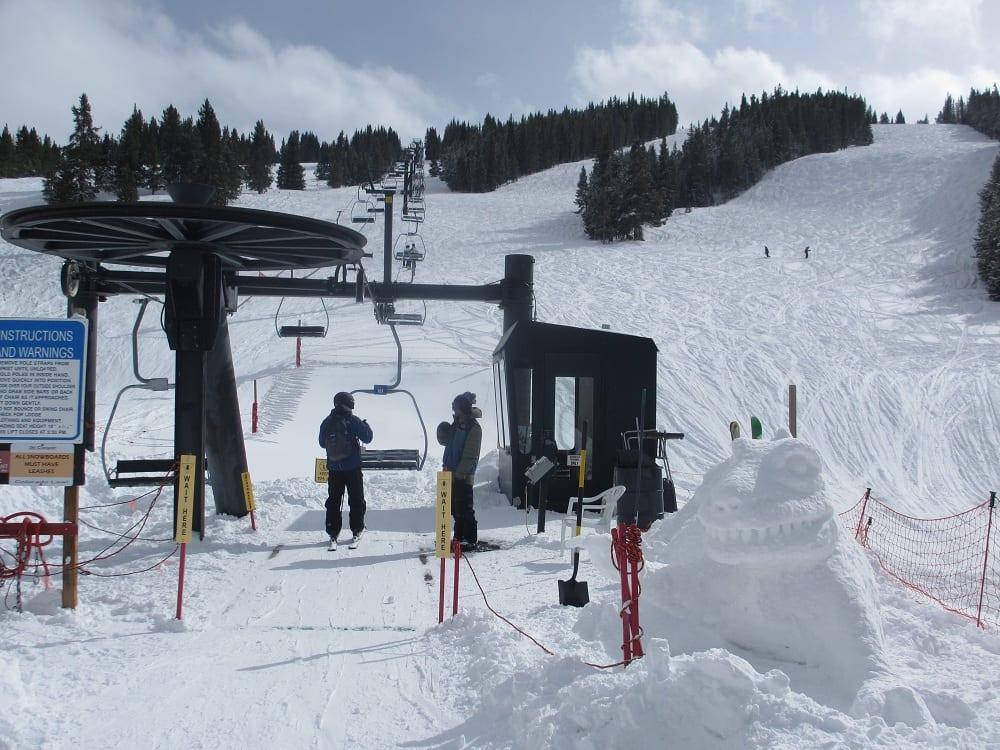 Ski Cooper Colorado