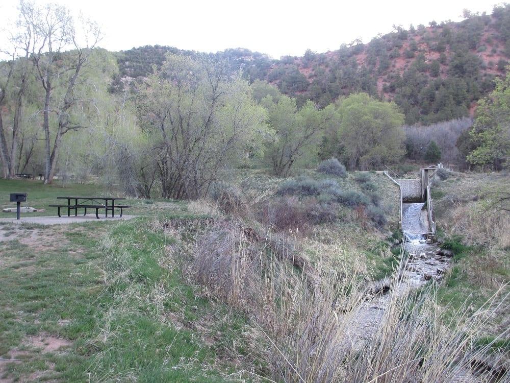 Rifle Creek Colorado