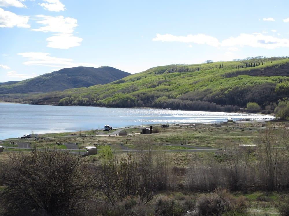 Vega State Park Collbran Co Boating Camping Fishing