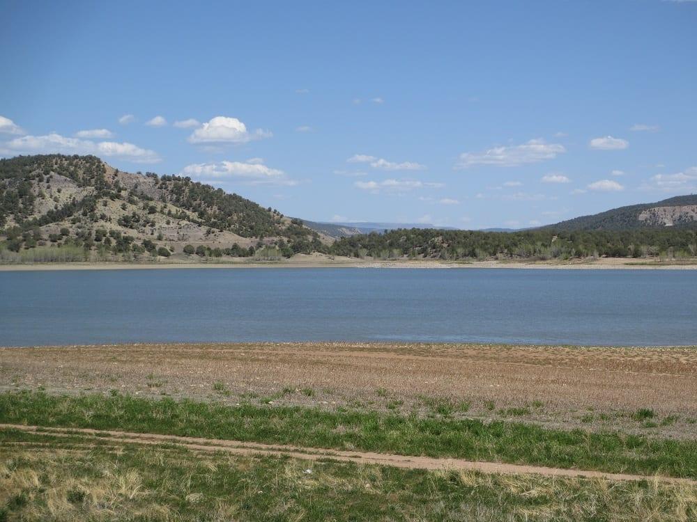 Navajo State Park Arboles Co Boating Camping