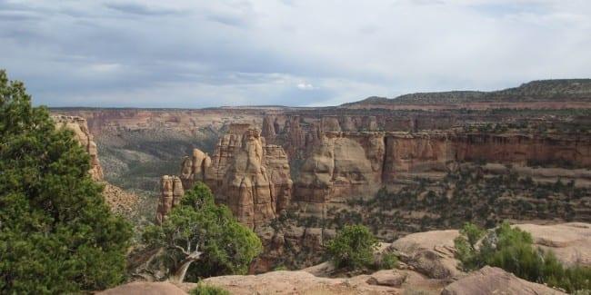 Colorado National Monument Colorado Travel Blog