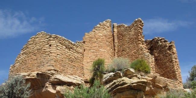 Hovenweep National Monument Cajun