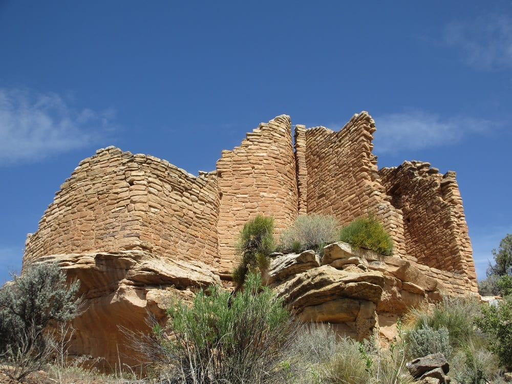 Hovenweep National Monument Cajun