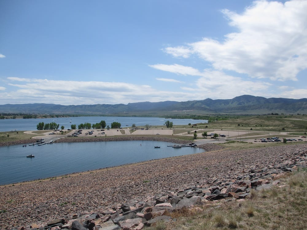 Chatfield state park colorado travel blog for Chatfield reservoir fishing