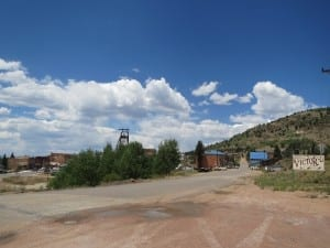 Victor is the City Of Mines