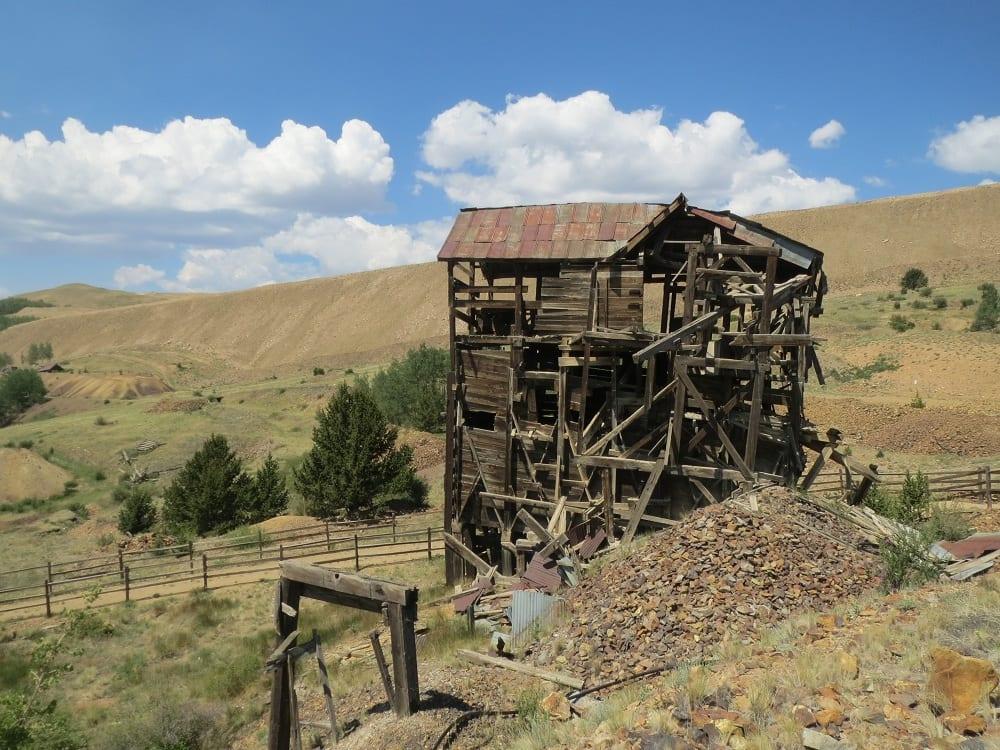 Vindicator Valley Mine