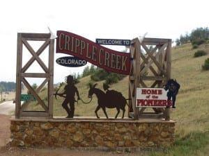 Casinos, Mines and Trains in Cripple Creek