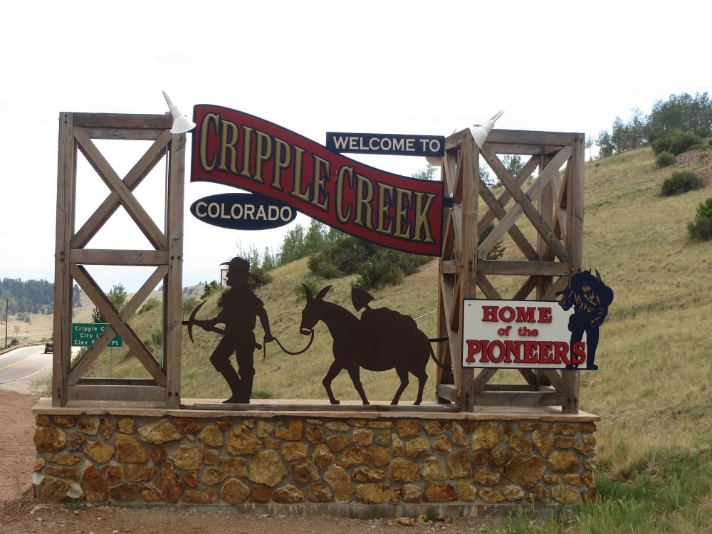 Cripple Creek CO