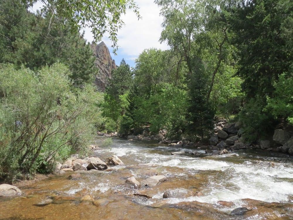 Eldorado canyon state park eldorado springs co for Boulder creek fishing