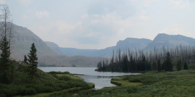 Flat Tops Trail Trappers Lake