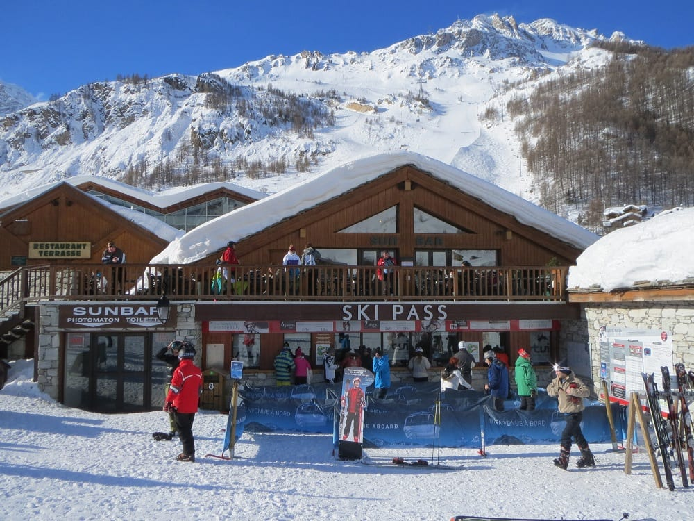 Val D Isere Ski Office