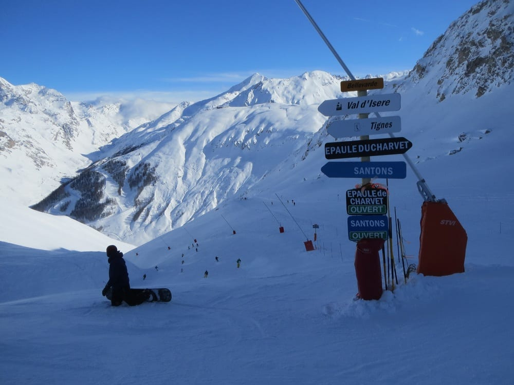 Val-d'Isere France  City new picture : Three Days Skiing in Val d'Isere, France | Snowboarding Tignes Ski ...
