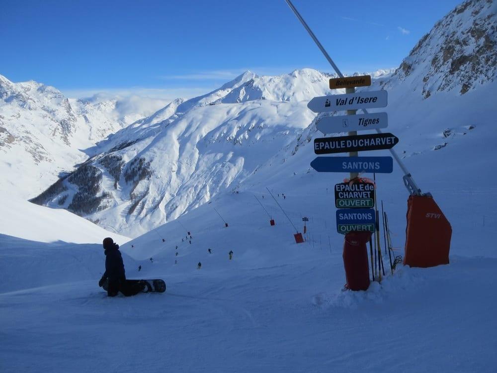 Val D Isere Ski Resort