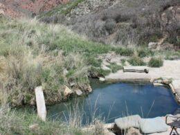 South Canyon Hot Springs Colorado