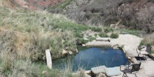 South Canyon Hot Springs Colorado