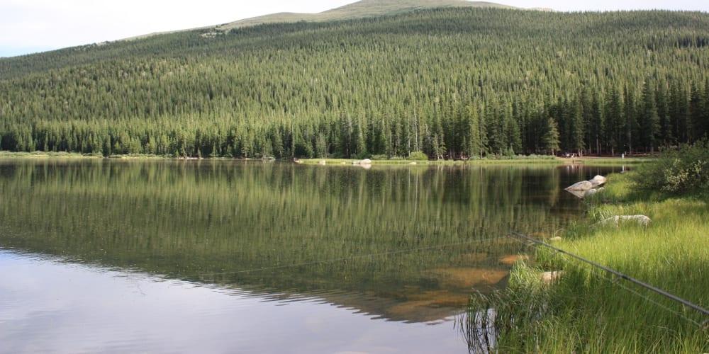 Echo Lake Fishing