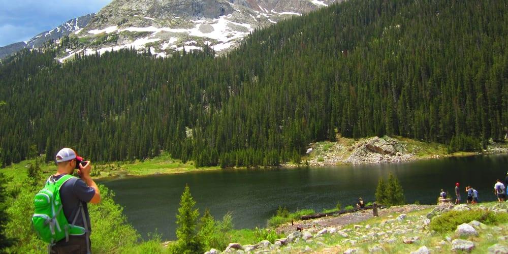 Clohesy Lake Camera