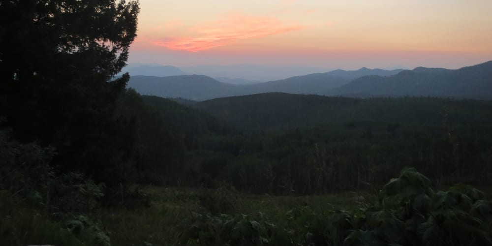 Buffalo Pass Sunset