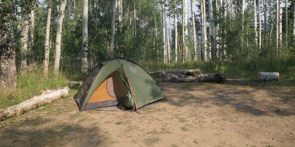 Buffs Pass Camping Tent