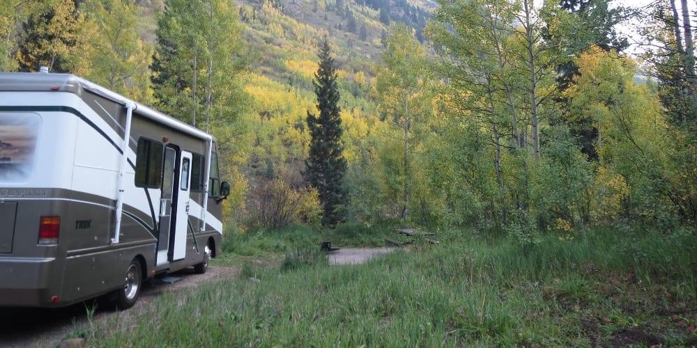 Maroon Bells Campground
