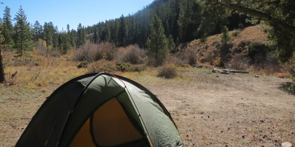 Best camping in colorado top campgrounds and dispersed campsites in co cottonwood pass dispersed campsite publicscrutiny Choice Image