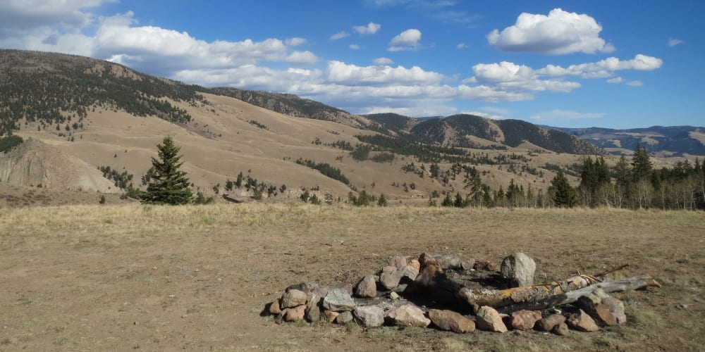 Dispersed Campsite Creede
