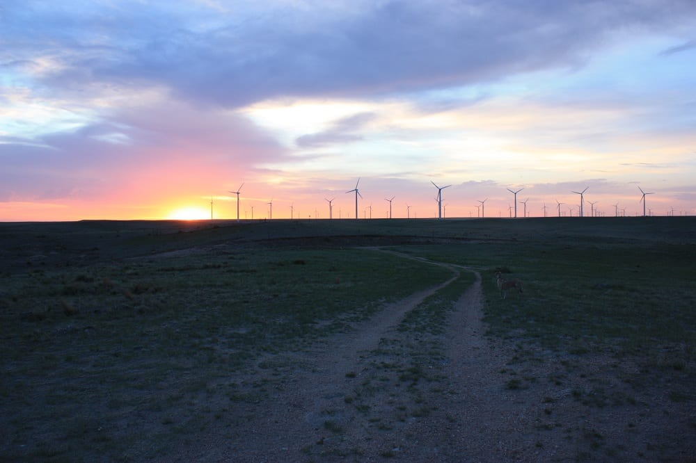 Pawnee National Grassland Wind Turbines
