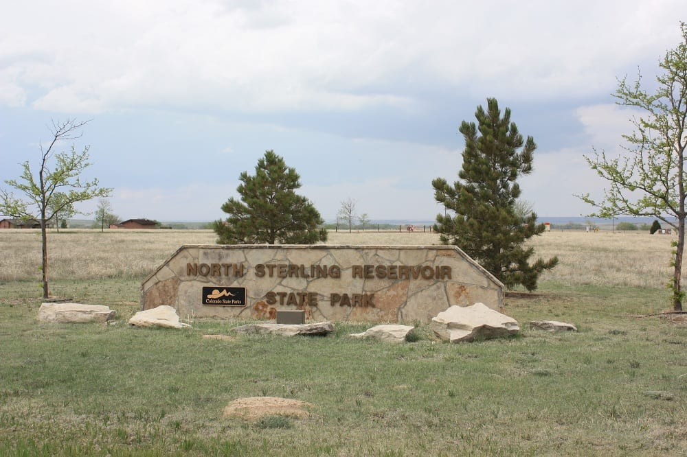 North Sterling State Park Entrance