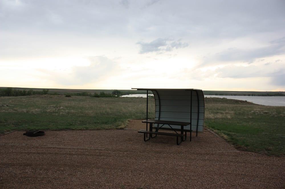 North Sterling Chimney View Campground