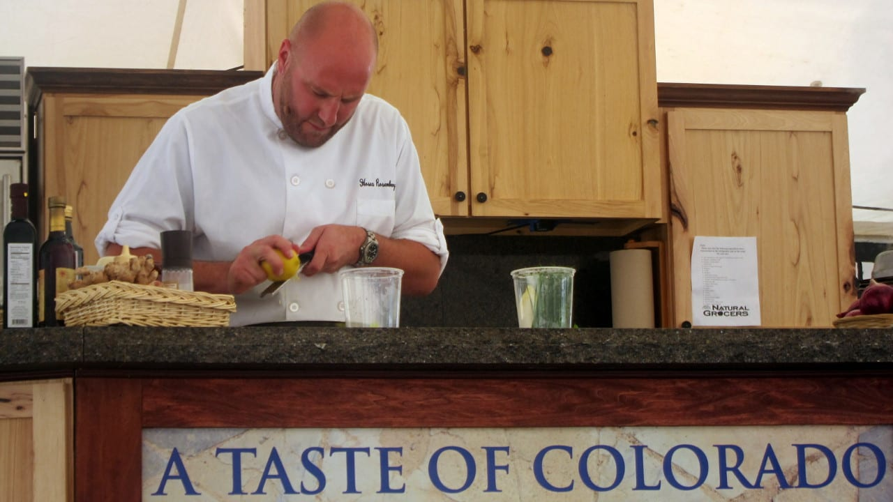 A Taste Of Colorado Culinary Showcase Denver